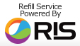 Refill Service Powered by RIS